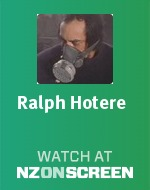 Ralph Hotere badge