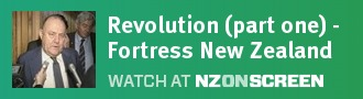 Revolution (part one) - Fortress New Zealand