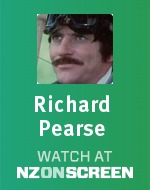 Richard Pearse badge