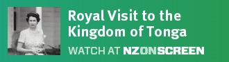 Royal Visit to the Kingdom of Tonga badge