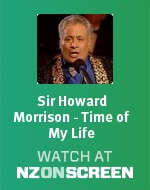 Sir Howard Morrison - Time of My Life badge