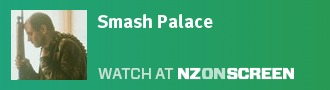 Smash Palace badge