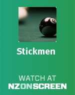 Stickmen badge