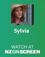 Sylvia badge