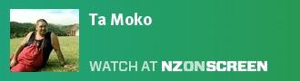 Ta Moko badge