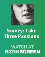 Survey: Take Three Passions badge