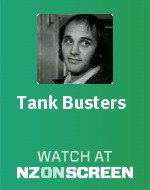 Tank Busters badge