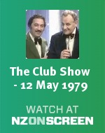 The Club Show - 12 May 1979 badge