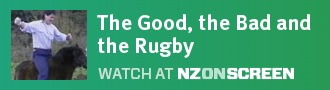 The Good, the Bad and the Rugby badge