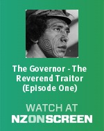 The Governor - The Reverend Traitor (Episode One) badge