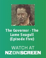 The Governor - The Lame Seagull (Episode Five) badge