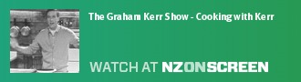 The Graham Kerr Show - Cooking with Kerr badge