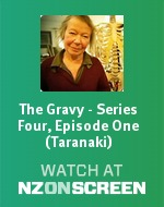 The Gravy - Series Four, Episode One (Taranaki) badge