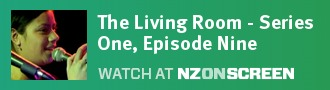 The Living Room - Series One, Episode Nine badge