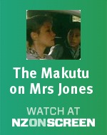 The Makutu on Mrs Jones badge