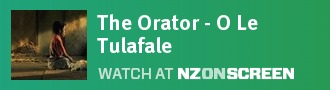 The Orator - O Le Tulafale badge