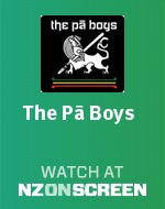 The Pā Boys badge