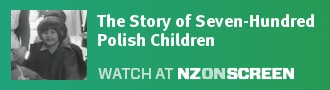 The Story of Seven-Hundred Polish Children badge