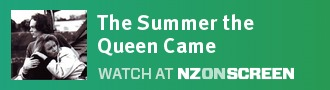 The Summer the Queen Came badge