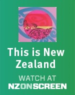 This is New Zealand badge