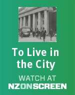To Live in the City badge