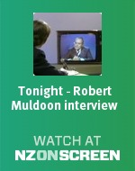 Tonight - Robert Muldoon interview