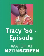 Tracy '80 - Episode badge