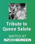 Tribute to Queen Salote badge