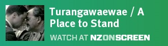 Turangawaewae / A Place to Stand badge