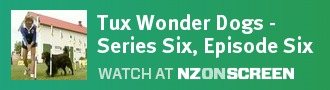 Tux Wonder Dogs - Series Six, Episode Six badge