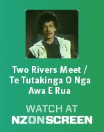 Two Rivers Meet / Te Tutakinga O Nga Awa E Rua badge