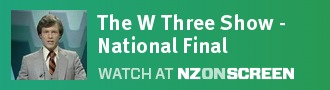 The W Three Show - National Final badge