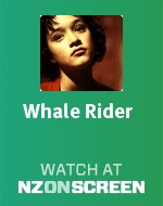 Whale Rider badge