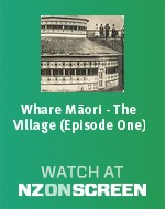 Whare Māori - The Village (Episode One) badge