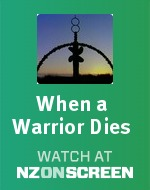 When A Warrior Dies badge