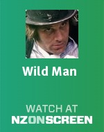 Wild Man badge