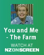 You and Me - The Farm badge