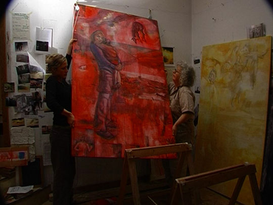 Allie eagle and me gallery moving painting.jpg.540x405