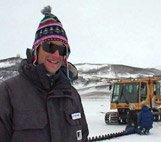 Image for Extraordinary Kiwis - Clarke in Antarctica