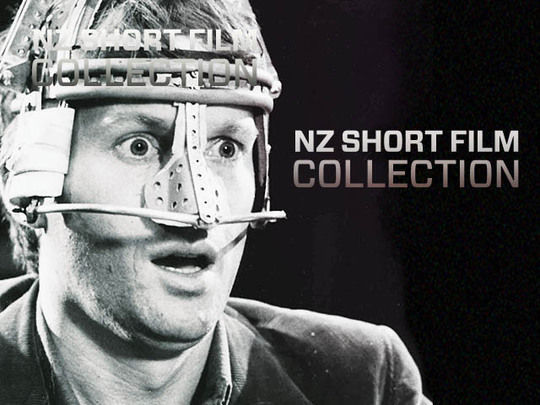 Image for NZ Short Film Collection