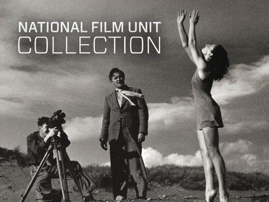 Image for National Film Unit Collection
