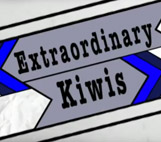 Image for Extraordinary Kiwis