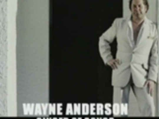 Thumbnail image for Wayne Anderson - Singer of Songs