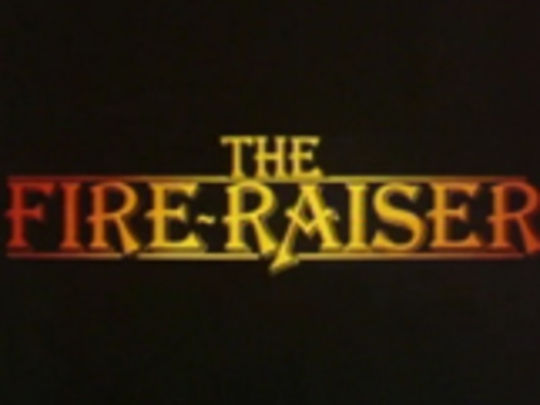 Thumbnail image for The Fire-Raiser