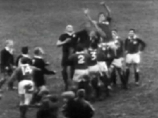 Thumbnail image for British Isles vs New Zealand (second test, 1966)