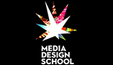 Logo for Media Design School