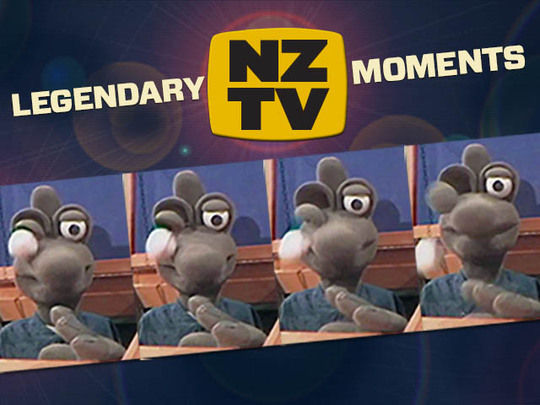 Image for Legendary NZ TV Moments