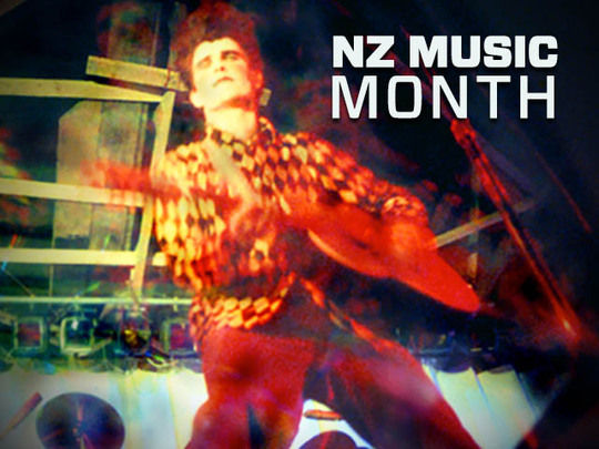 Image for NZ Music Month
