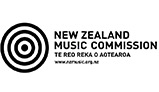 Logo for New Zealand Music Commission