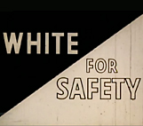 Image for White for Safety